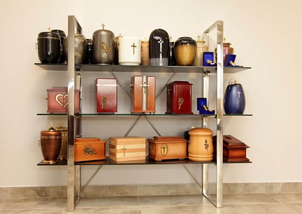 wystawa urn